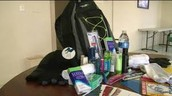 The Fill the Backpack Mission