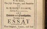 John Locke's Second Treatise
