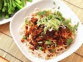 Mixed Danmein Noodles