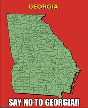 Whatever you do in life, do NOT move to Georgia
