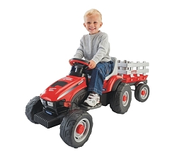 A tractor like Granddad's!