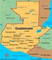 GUATEMALA'S Map