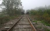 Train Tracks Into Manifest