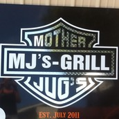 MJ's Grill  303 S Wewoka Ave