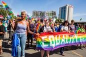 LGBTQA March