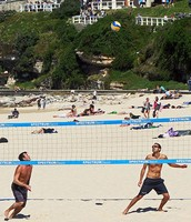 Beach Volleyball - Bondi Beach