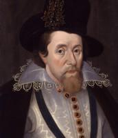 King James I of England