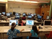 Grade 4 Microsoft Word, MobyMax, Typing Club and Google Drive.