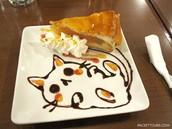 Syrup Cat Pie