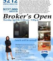 Broker's Open
