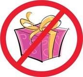 No Celebrations