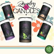 Do you love candles? Do you love jewelry? Why not have both?!