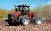 We sell new and used Case IH products