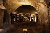 Naples la sous-terre tour
