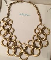 Vintag link necklace - was $104, now $50