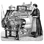 Why was the Power Loom invented?
