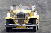 """The Great Gastby """"yellow car."""""""