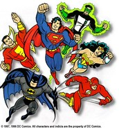 Be A Super Hero
