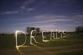 3.  מה עשתה כדי להגשים את חלומה?
