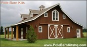 Pole Barn Plans - Building Companies, Drawings and Diagrams
