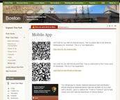 Boston National Historical Park presents . . .