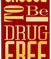 choose to be drug free