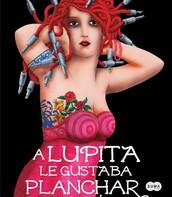 A Lupita le gustaba planchar.