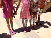 Crazy socks!!!