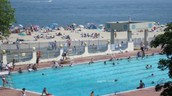 Go to there community pools