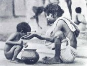 What were the causes of the Bengal Famine in 1943?