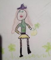 A girl leprchaun by Genesis!