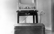 First Colored T.V