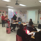 Teachers leading PD