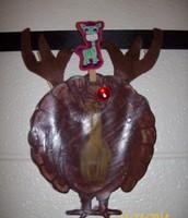 Rudolph Turkey