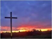 Moj križ svejedno gori