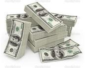 His net worth