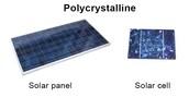Polycry-  stalline