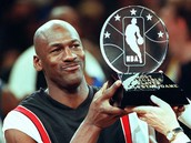 Michael Jordan Wins the All-Star Game MVP