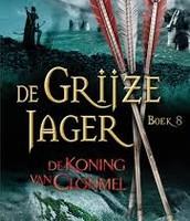 De Grijze Jager, boek 8, De koning van Clonmel