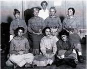 Suffrage Prisoners