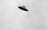 UFO SPOTTED!!!