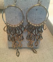 TIGRIS EARRINGS 0NLY 15.00