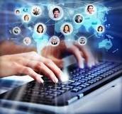 Saber con quien estas conectado en las redes sociales
