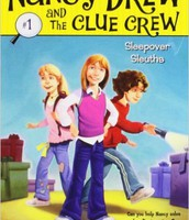 Sleepover Sleuths (Nancy Drew and the Clue Crew #1) by Carolyn Keene