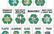 Things that can be recycled