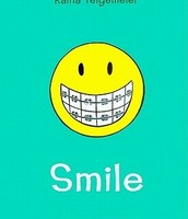 This is the book smile.