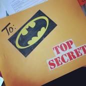 How The Bat Cave Saved Their Teacher