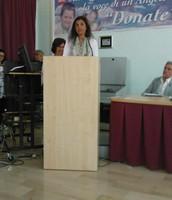 la prof.ssa Patrizia R. Palma partner di progetto