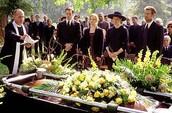 Daniel's Funeral