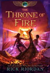 The Throne of Fire By:Rick Riordan